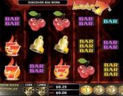 Incredible Entertainment in Amazing 7s Slots