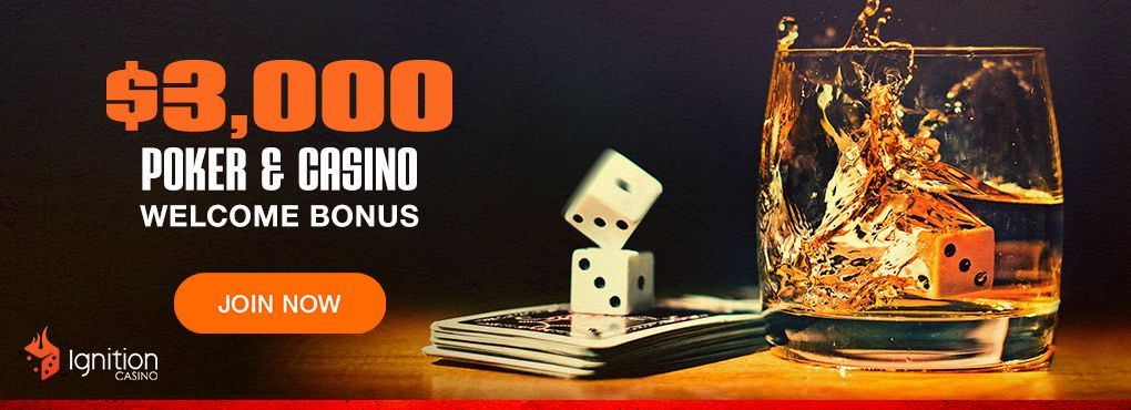 Get $20 Free Chip at Ignition Casino