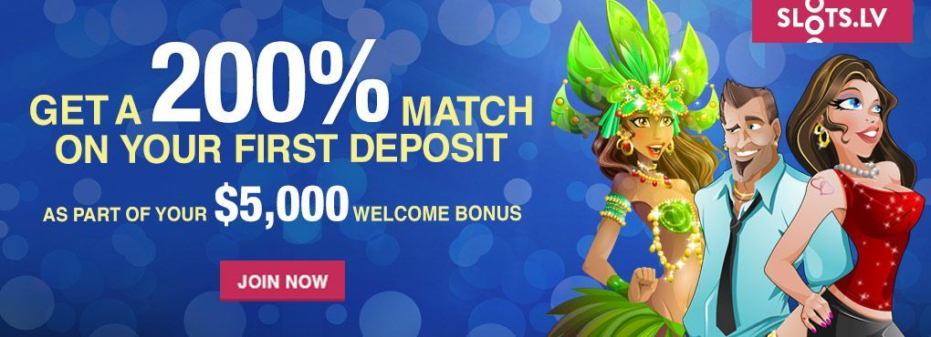 Bigger Bonus Cash for Depositing At Slots.Lv