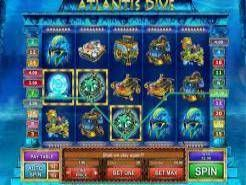 Play Atlantis Dive Slots now!