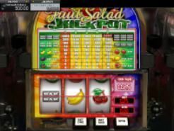 Fruit Salad Jackpot Slots