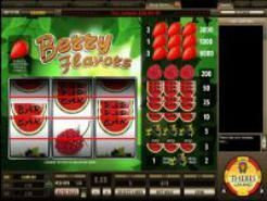 Berry Flavors 3 Lines Slots