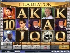 Play Gladiator Slots now!