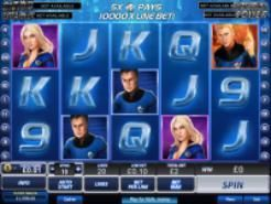 Play Fantastic Four Slots now!